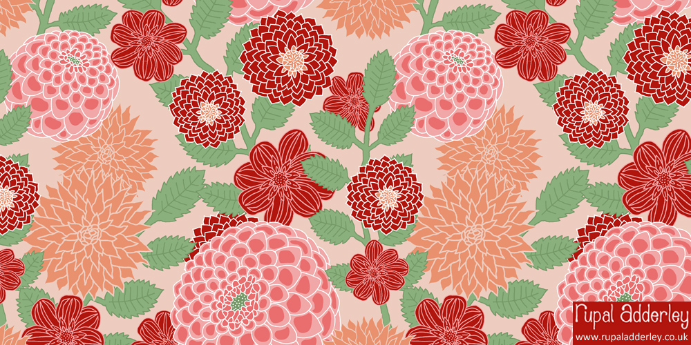 Surface Pattern Design & Illustration