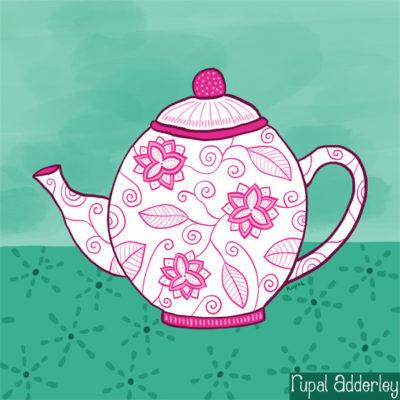 Teapot (130-1)